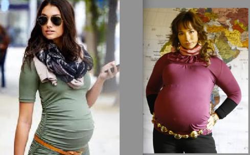 La maternidad real en imágenes 2
